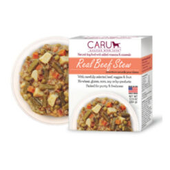 Caru Natural Beef Stew for Dogs