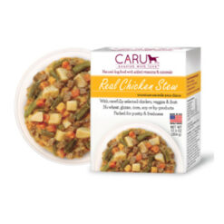 Caru Real Chicken Stew for Dogs