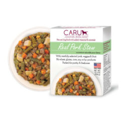 Caru Real Pork Stew for Dogs