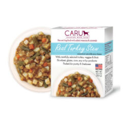Caru Real Turkey Stew for Dogs