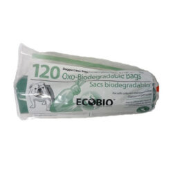 EcoSafe Biodegradable Doggie Bags 120Roll