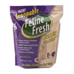 Feline Fresh Clumping Pine Litter
