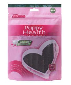 NPIC Get Naked Puppy Health Dental Chew Sticks Dog Treats