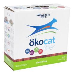 Okocat Natural Paper Dust Free Cat Litter