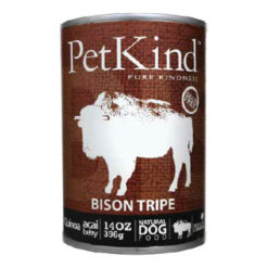 PetKind Bison Tripe Canned Dog Food