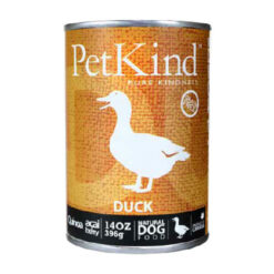 PetKind Duck Canned Dog Food