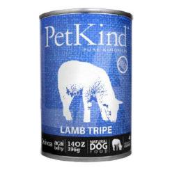 PetKind Lamb Tripe Canned Dog Food