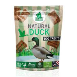 Plato Natural Duck Dog Treats