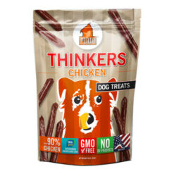 Plato Thinkers Chicken Sticks Dog Treats