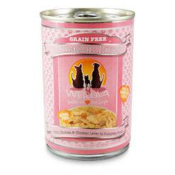 Weruva Amazon Liver with Chicken & Chicken Liver in Pumpkin Soup Canned Dog Food