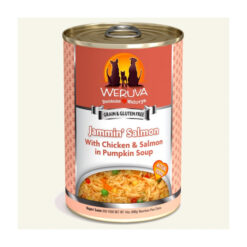 Weruva Jammin' Salmon with Chicken & Salmon Canned Dog Food