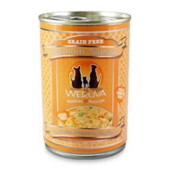 Weruva Jammin' Salmon with Chicken & Salmon Canned Dog Food