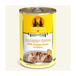 Weruva Paw Lickin' Chicken in Gravy Canned Dog Food