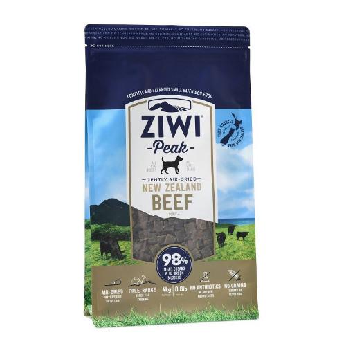 ZiwiPeak Beef Dog Food