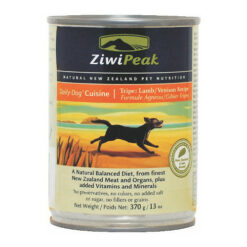 ZiwiPeak Daily-Dog Cuisine Lamb, Venison & Tripe Canned Dog Food