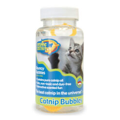 Cosmic catnip bubbles