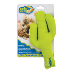 Cosmic 100-Percent Catnip Filled Cactus Cat Toy