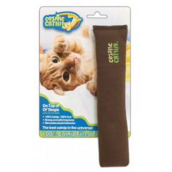 Cosmic Catnip Filled Cigar Cat Toy