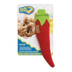 Cosmic Catnip Hot Stuff Cat Toy