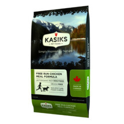 FirstMate Kasiks Free Run Chicken Meal Formula Dry Dog Food