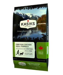 FirstMate Kasiks Free Run Chicken Meal Formula Dry Dog Food