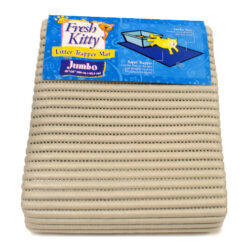 Fresh Kitty Cat Foam Litter Mat