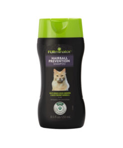 FURminator Hairball Prevention Shampoo For Cats
