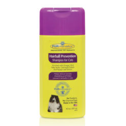 FURminator Hairball Prevention Shampoo For Cats