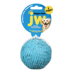 JW Pet Giggler Ball Squeaky Dog Toy