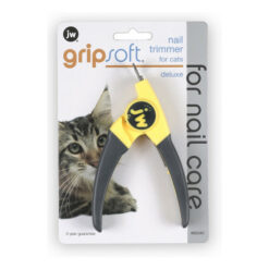 JW Pet Gripsoft Deluxe Cat Nail Trimmer