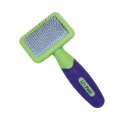 Li'l Pals Kitten Slicker Brush with Coated Tip Pins