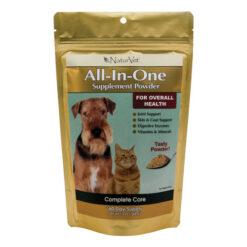 NaturVet All-in-One Dog & Cat Powder Supplement