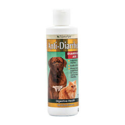 NaturVet Anti-Diarrhea Dog & Cat Liquid Supplement