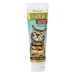 NaturVet Cat-Cal Nutritional Cat Gel