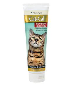 NaturVet Cat-Cal Nutritional Cat Gel