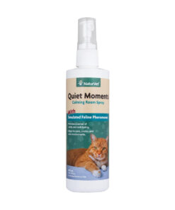NaturVet Quiet Moments Herbal Calming Aid Cat Spray