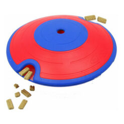 Nina Ottosson Dog Treat Maze Plastic Interactive Dog Toy