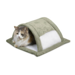 Petmate Attract-o-Mat Pet Tunnel Sleeve Bed