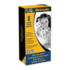Petmate Litter Pan Boxed Liners