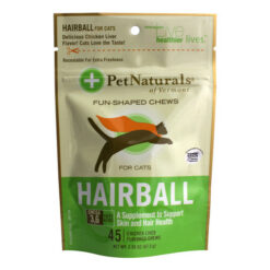 Pet Naturals of Vermont Hairball Cat Chews
