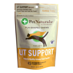 Pet Naturals of Vermont UT Support Cat Chews