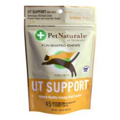 Pet Naturals of Vermont UT Support Cat Chews