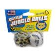 Petsport USA Catnip Jungle Balls Cat toy