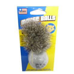 Petsport USA Mouse Balls Cat Toy