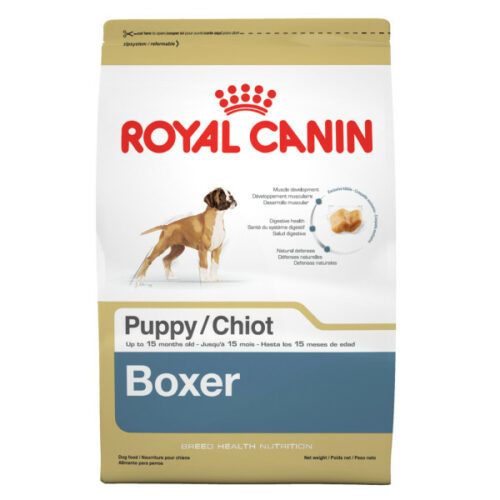 Royal Canin Boxer Puppy Food