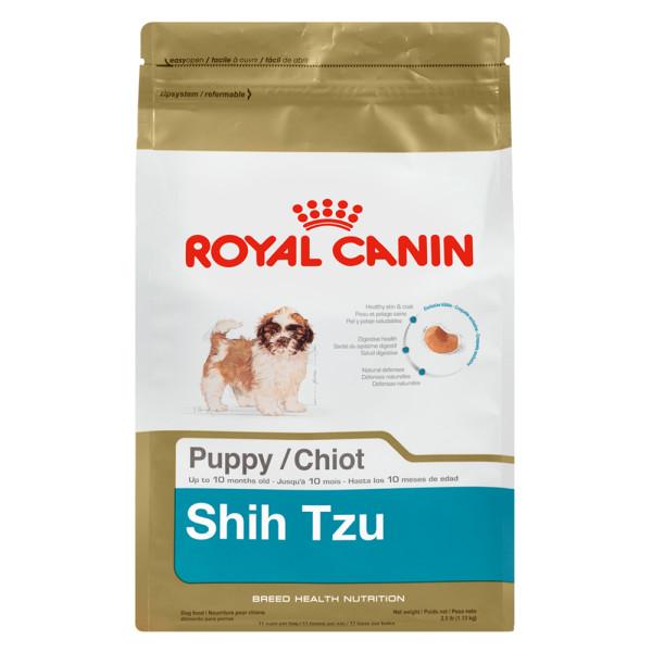 Royal Canin Shih Tzu Puppy Food 2 5lbs Champlain Pets