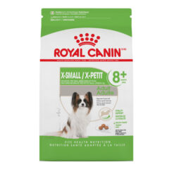 Royal Canin X-Small Adult 8+ Dry Dog Food