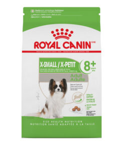 Royal Canin X-Small Adult 8+ Dry Dog Food