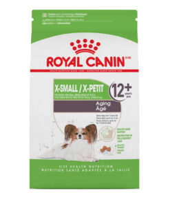 Royal Canin X-Small Aging 12+ Dry Dog Food