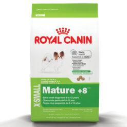 Royal Canin X-SMALL Mature +8 Dog Food